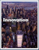 New York Times Innovation Report Cover
