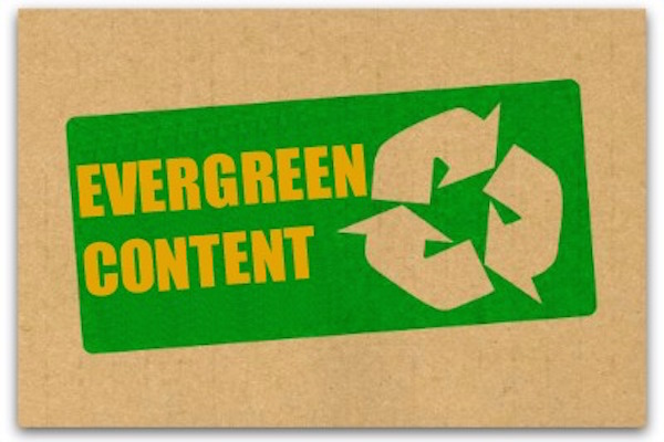 Image result for evergreen content