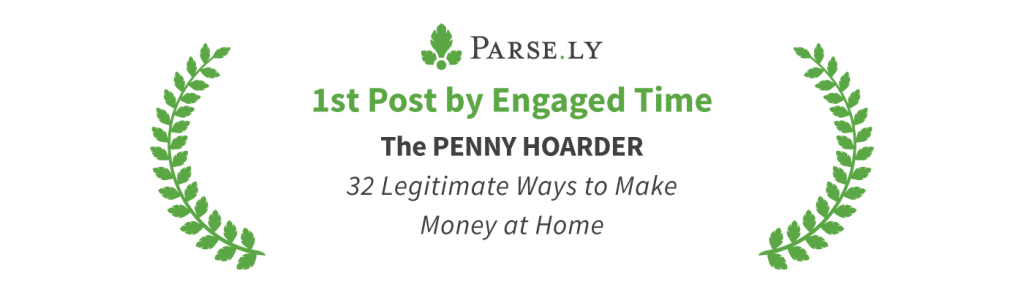 most engaging post, parse.ly