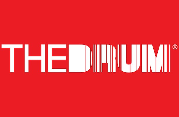 logo for The Drum
