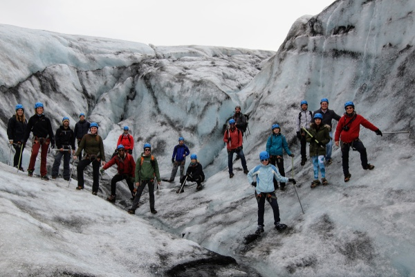 company retreat in iceland