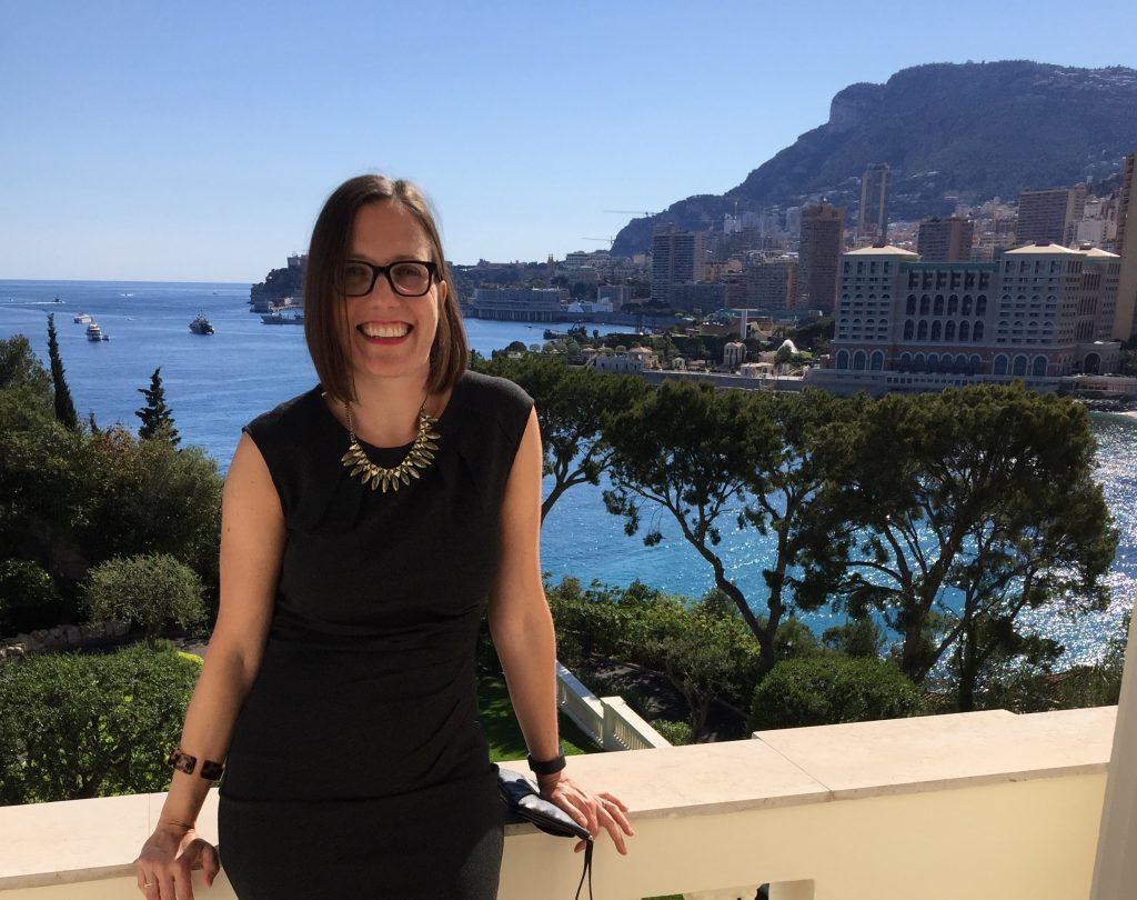 Sarah Elbert, editor-in-chief of Delta Sky