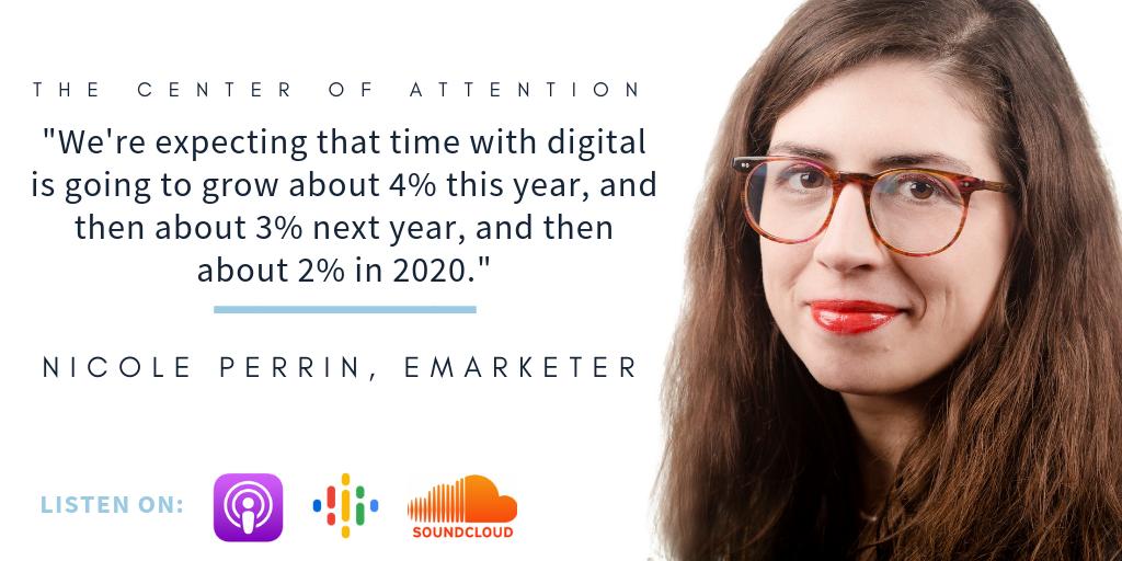 Nicole Perrin quote eMarkter